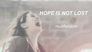 hope is not lost (THC)