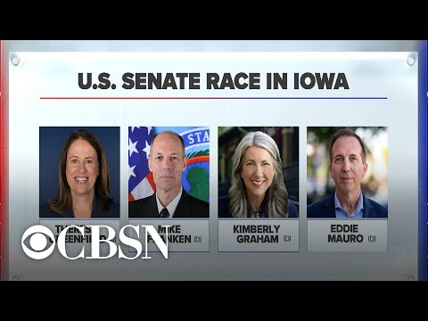 Race intensifies for Iowa Senate seat