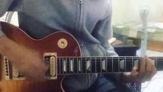 滅火器 - 繼續向前行 前奏 Guitar Cover