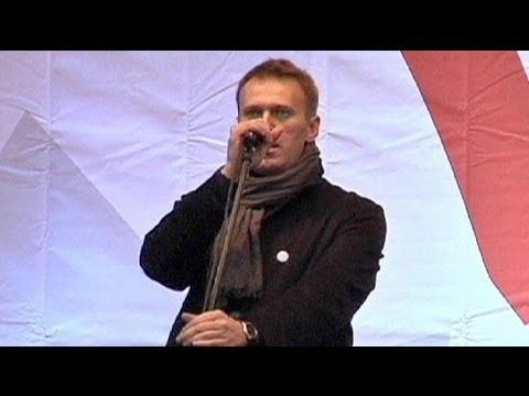 Rus muhalif Navalni yine mercek altında