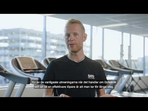 Så här tränar du på löpband - SATS