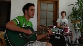 Vita de vie- praf de stele ( cover chitara+tobe+voce)