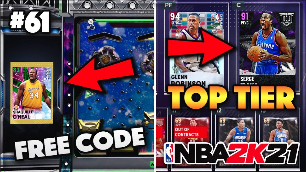 DBG - THIS BUDGET CENTER IS INCREDIBLE!! NEW FREE SHAQ LOCKER CODE!! | NBA 2K21 MyTEAM JOURNEY #61