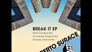 Roberto Surace - Break It (Original Mix)