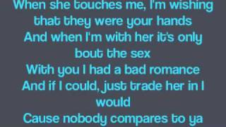 She Aint You - Chris Brown [ Lyrics On Screen )