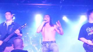 Oath Of Betrayal - Nameless (Live)