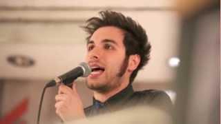 """ANTONIO MAGGIO: """"Mi servirebbe sapere"""" @ showcase live in Milano"""