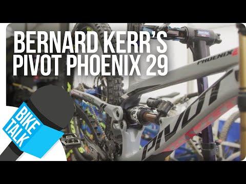 Bike Talk - Bernard Kerr's Pivot Phoenix 29er | SHIMANO