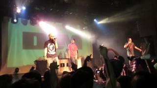 Dealema feat Marta Ren - Ás de Espadas (Live @ Hard Club - 14/12/2013)