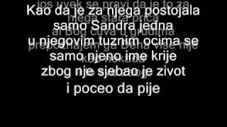 Demcy Bass Sandra tekst/lyrics