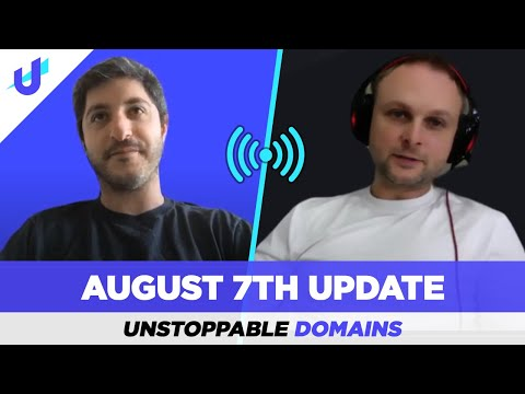 August 7th Update