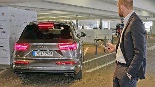 AUDI Q7 (2018) Automated Parking