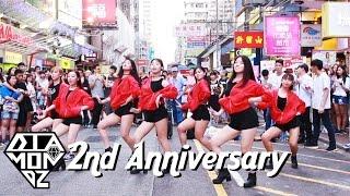 [Diamondzhk Showcase 2016] AOA(에이오에이) - Good Luck(굿럭) Dance Cover