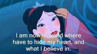 Disney's Mulan - Reflection (Full Version)