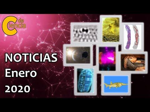 Noticias científicas enero 2020