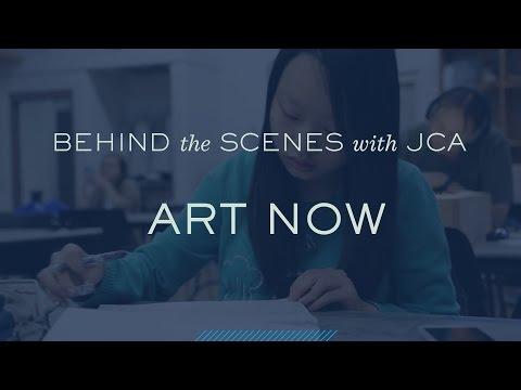 Behind the Scenes: Art Now