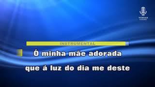 ♫ Demo - Karaoke - OBRIGADO MÃE QUERIDA   - Diapasão-Marante