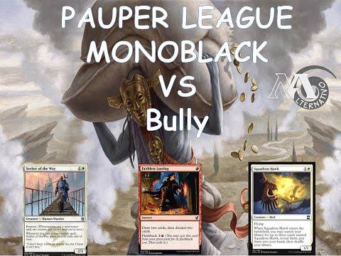 Pauper League R3 MBC VS Boros Bully Feat. Alexandre Weber