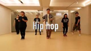 Faith Evans - When We Party | hip hop Choreography by 泡麵 @jimmy dance