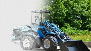 MultiOne mini loaders