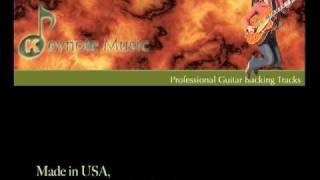 Ozzy Osbourne - Crazy Train Guitar Backing Track