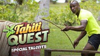 TAHITI QUEST Spécial Talents | La 1ère ÉPREUVE commence ! Emission 3 bonus #3