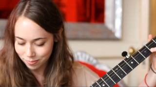 Sarah Jarosz - Annabelle Lee (live & acoustic) The Holy Moly Sessions