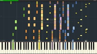 OMFG - Ice Cream (Synthesia remix)