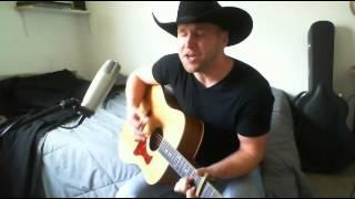 Hurricane - Dustin Lynch (Tyler Folkerts Acoustic Cover)
