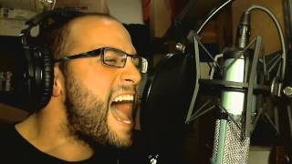 Decapitation Fornication by Infant Annihilator studio vocal cover)
