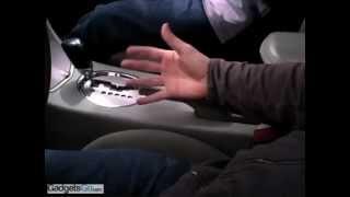 Drop Stop 2-pack Car/Truck/SUV Seat Foam Wedge, Organizer