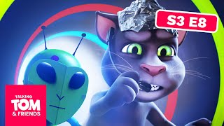 The Galactic Friends - Talking Tom and Friends | Season 3 Episode 8