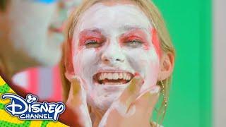 Z-O-M-B-I-E-S   Zombie Make Up Challenge 💄  Official Disney Channel UK