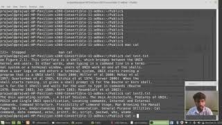 Unix class4 :File system basic commands