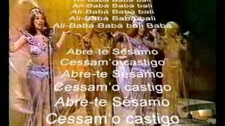 Doce - Ali Babá - Karaoke