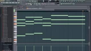 Europe - The Final Countdown (NC Génésis Bigroom Remix) [Extract with FL Studio] + FLP