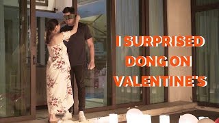 Valentine Special Part 2: I surprised my husband on Valentine's Day    The Dantes Squad