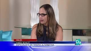 AIMÉE BOGLIO HABLA DE LA VIOLENCIA DOMESTICA