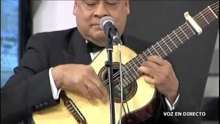 """Los Panchos dedican la canción """"Reloj"""" a la figura de Adolfo Suárez, """"Hoy Nieves!"""""""