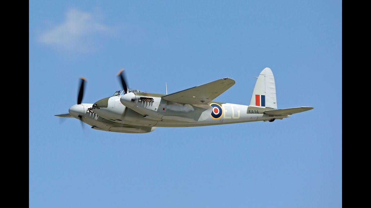 Mosquito Action! The Real 633 Squadron