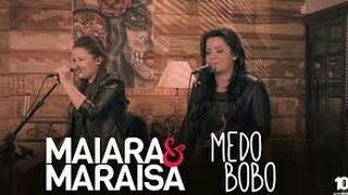 Maiara e Maraisa - Medo Bobo - DVD Ao Vivo Em Campo Grande