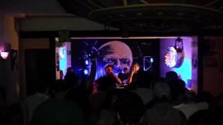 Guanaco ft alika. Fuego en vivo #portoviejorockcity los mitos del rock