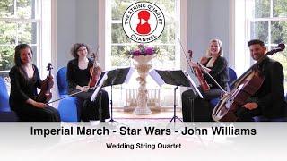Imperial March - John Williams (Star Wars) Wedding String Quartet