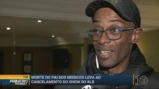 Show do KLB é cancelado por morte do pai - Primeiro Impacto PR (17/09/18)