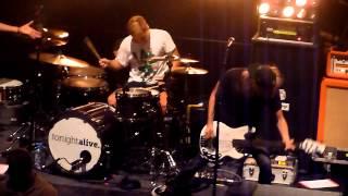 Tonight Alive - The Edge Live Newcastle