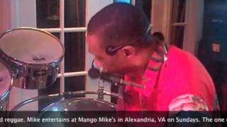 "Michael ""One Man Steelband"" George"