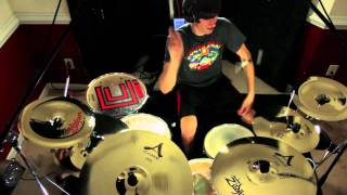 Bangarang - Drum Cover - Skrillex (FT. Sirah)