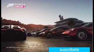 forza horizon 2 music video
