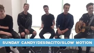 Sunday Candy/Despacito/Slow Motion • Live Mashup by Why Don't We