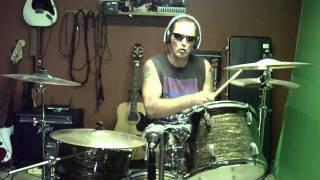 Ramones - Blitzkrieg Bop - Drum Cover